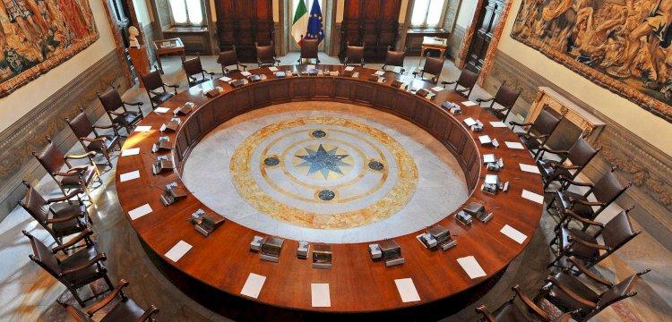 Comunicato stampa del Consiglio dei Ministri n.39